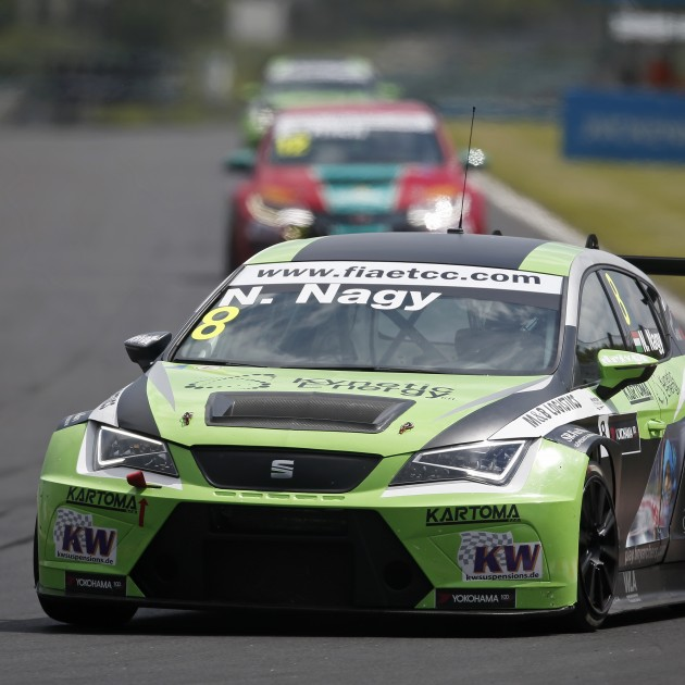 FIA, Motorsport, Racing, ETCC, Race of Hungaroring, Hungary