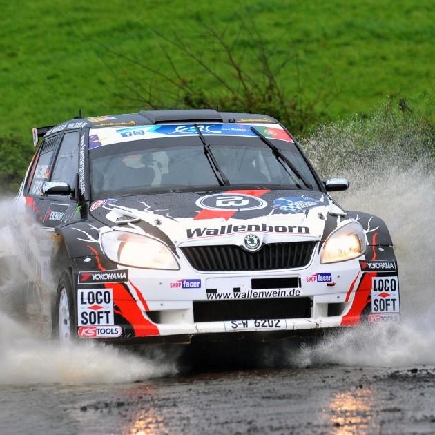 ERC 2013 - Rallye Açores
