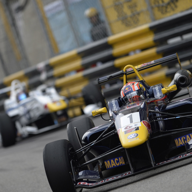 F3 Intercontinental Cup 2013 - Macau