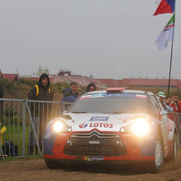ERC 2013 - Rally Poland