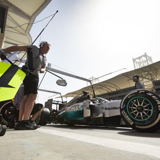 F1 2014 - Bahrain Grand Prix