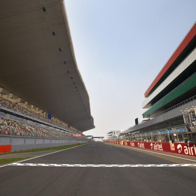 F1 2012 - Indian GP