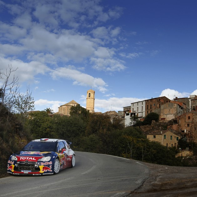 WRC 2012 - Rally Spain Catalunya