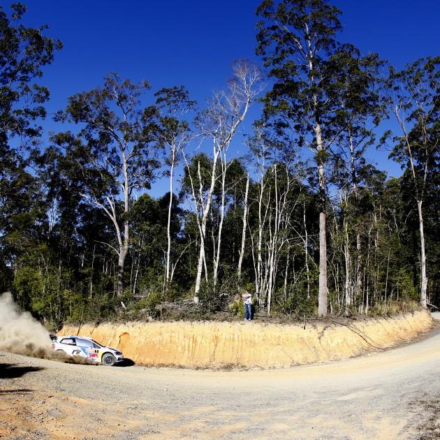 WRC 2014 - Rally Australia