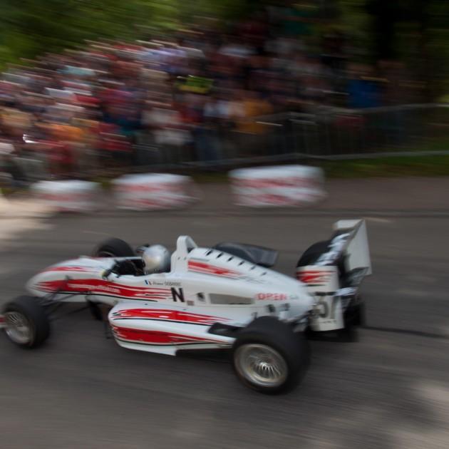 FIA European Hill-Climb Championship 2014 - St Ursanne