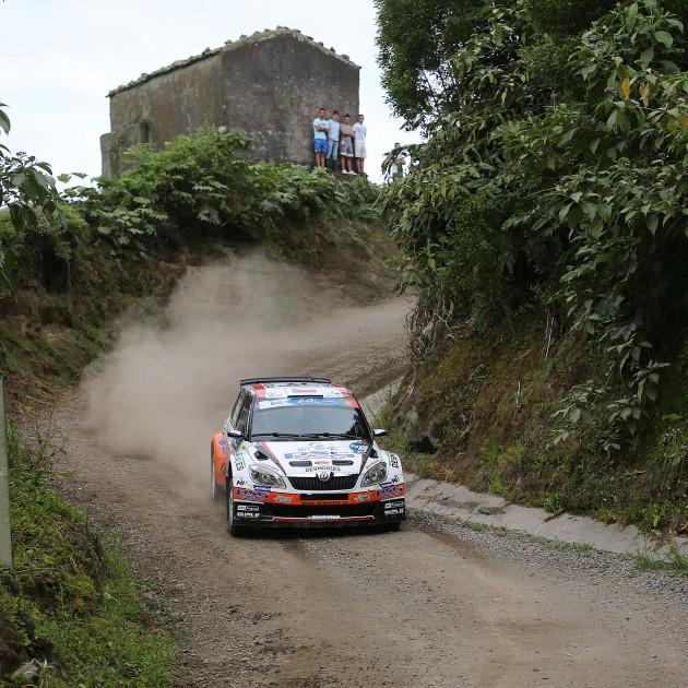 ERC 2014 - SATA Rally Açores