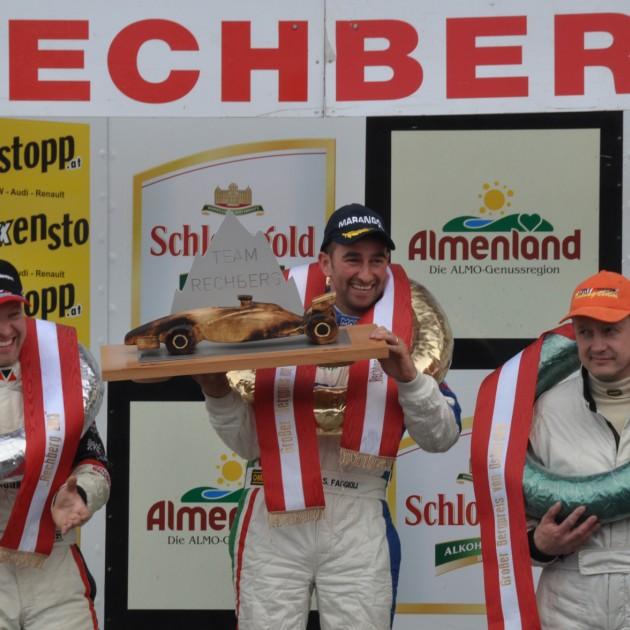 FIA European Hill-Climb Championship 2013 - Rechberg