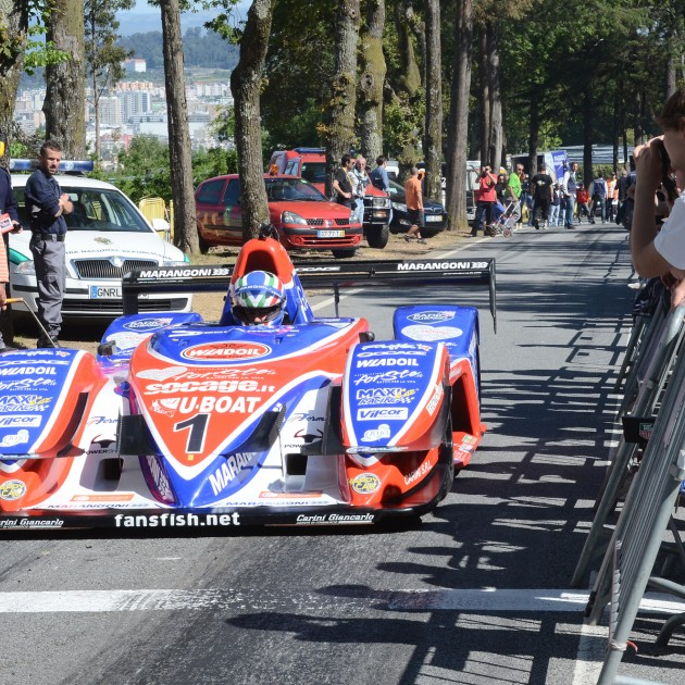 FIA European Hill-Climb Championship 2013 -Rampa da Falperra