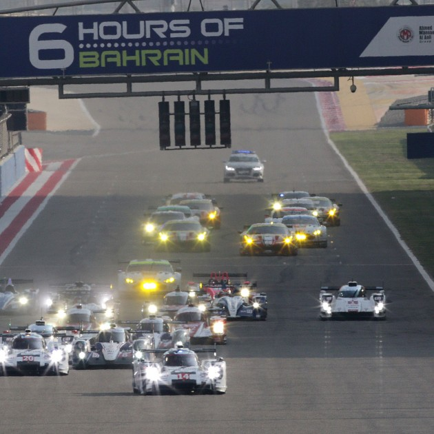 WEC 2014 - 6 Hours of Bahrain