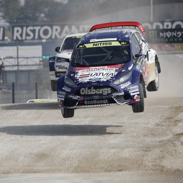 World RX 2014 - Rallycross of Italy