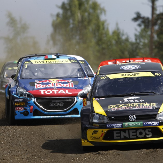 World RX 2014 - Rallycross of Finland