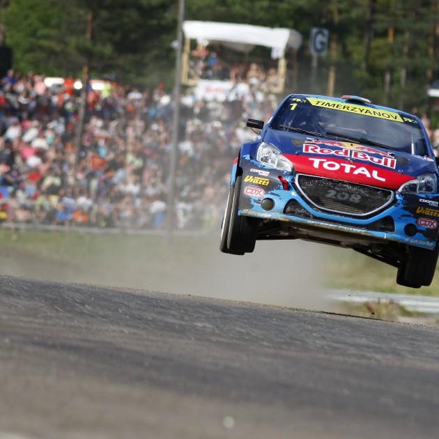 World RX 2014 - Rallycross of Sweden