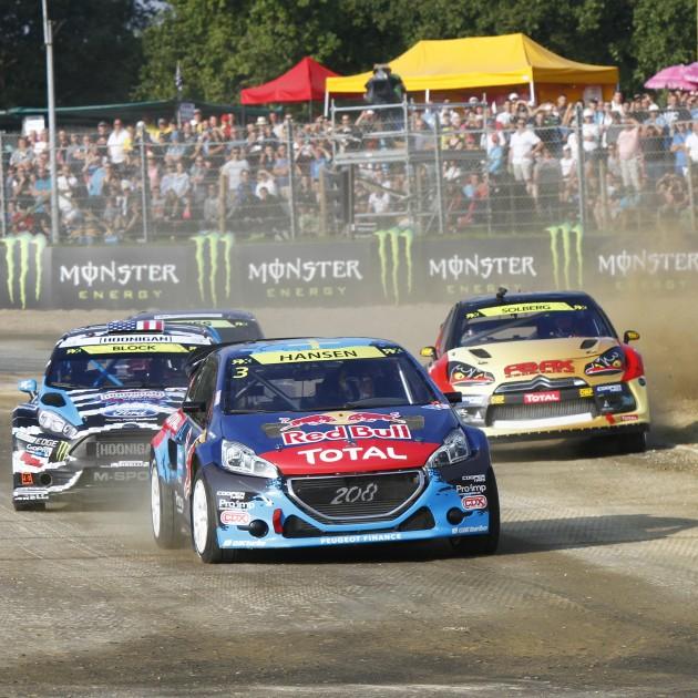 World RX 2014 - Rallycross of France