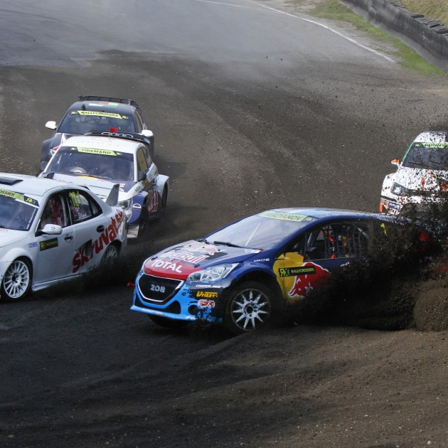 World RX 2014 - Rallycross of Germany Gallery