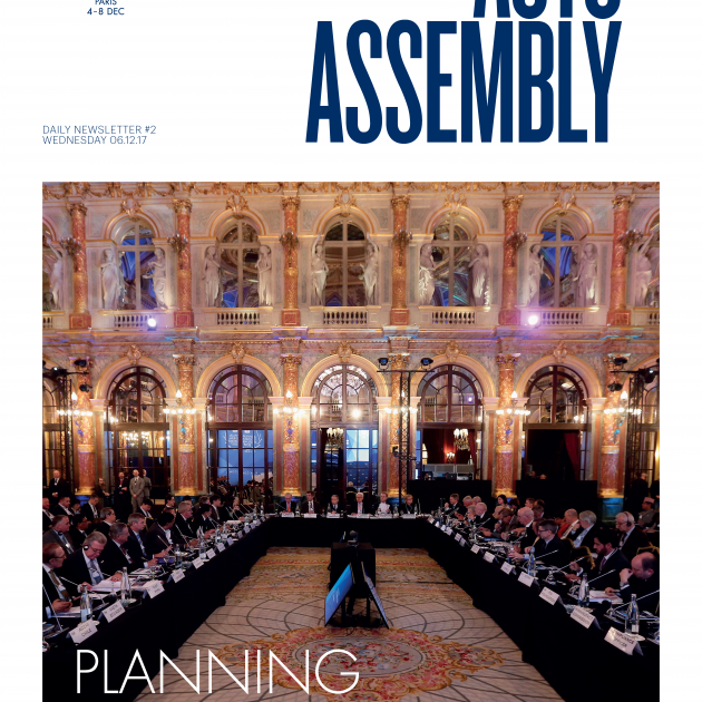 2017 FIA Annual General Assembly - Day 2 Newsletter