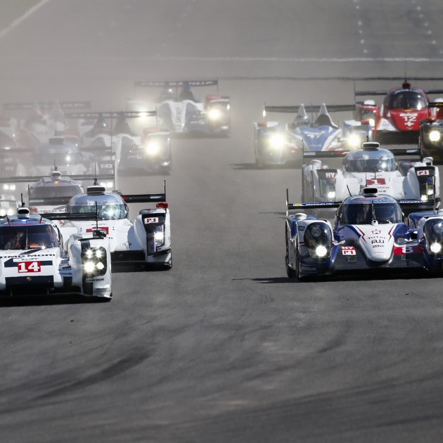 2014 WEC season Highlights