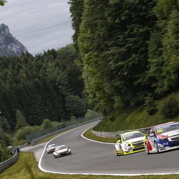 WTCC 2014 - Race of Austria