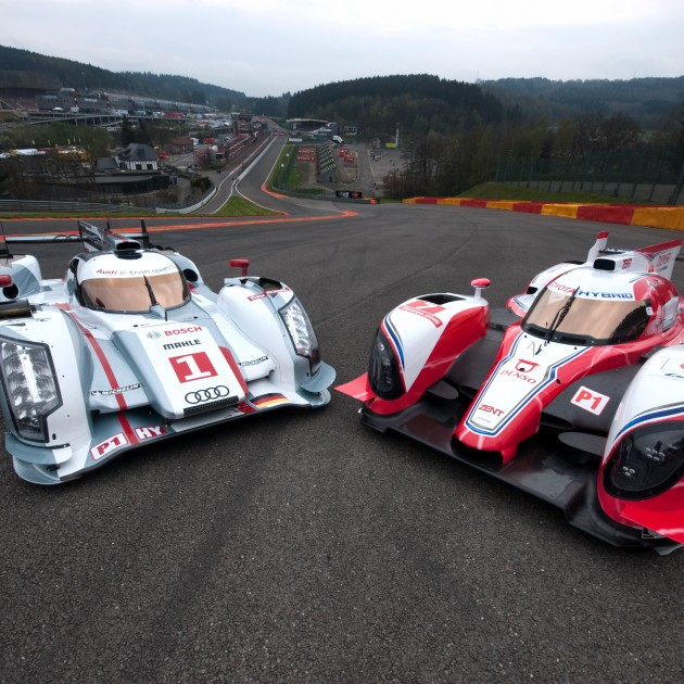 WEC - 6 Hours of Spa-Francorchamps