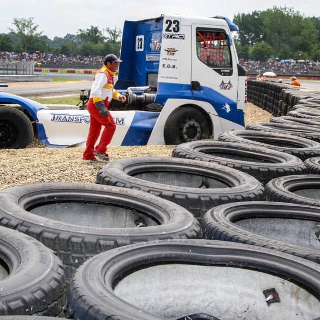 ETRC 2014 - Race of Nogaro