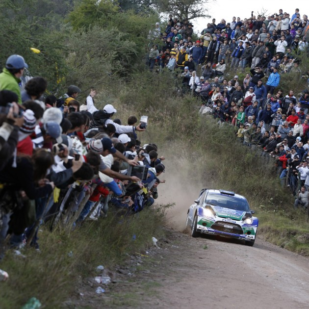 WRC 2012 - Rally Argentina