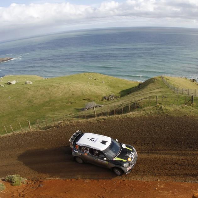 WRC 2012 - Rally New Zealand