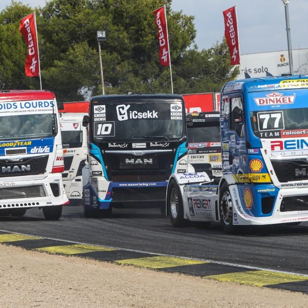 ETRC 2014 - Race of Jarama