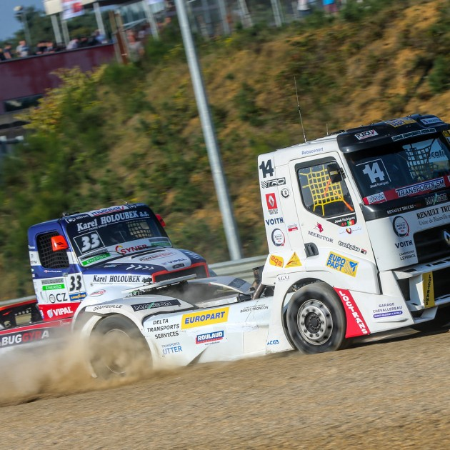 Truck Racing 2014 - Zolder Gallery