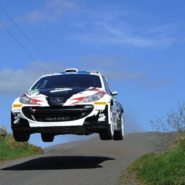 ERC 2014 - Circuit of Ireland Rally