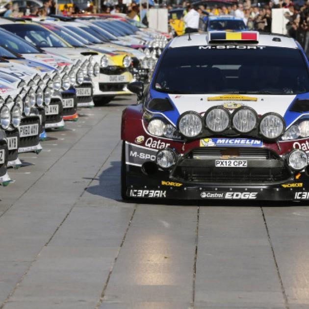 WRC 2013 - Rally de España