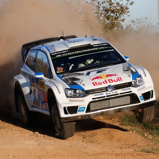 2014 Rally de España - Gallery