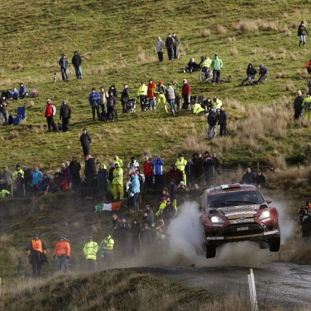 WRC 2014 - Wales Rally GB