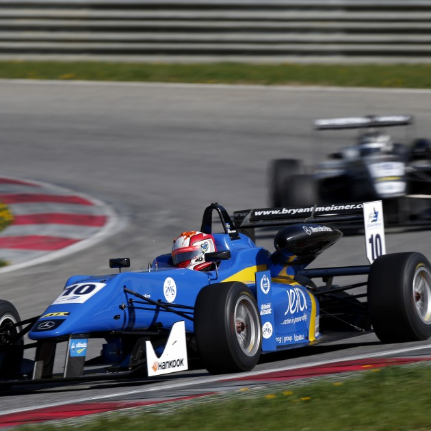 F3 European Championship 2014 - Tests in Red Bull Ring