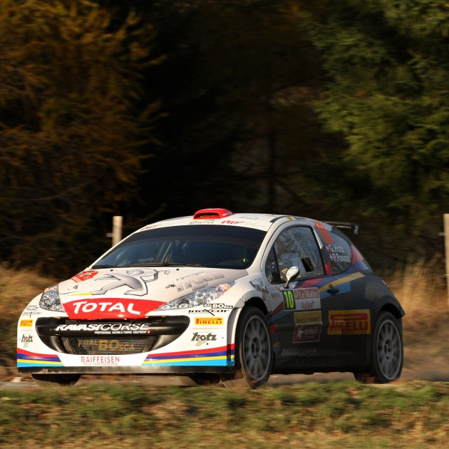ERC 2013 - Rally International du Valais