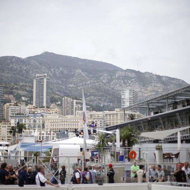 F1 2014 - Monaco Grand Prix