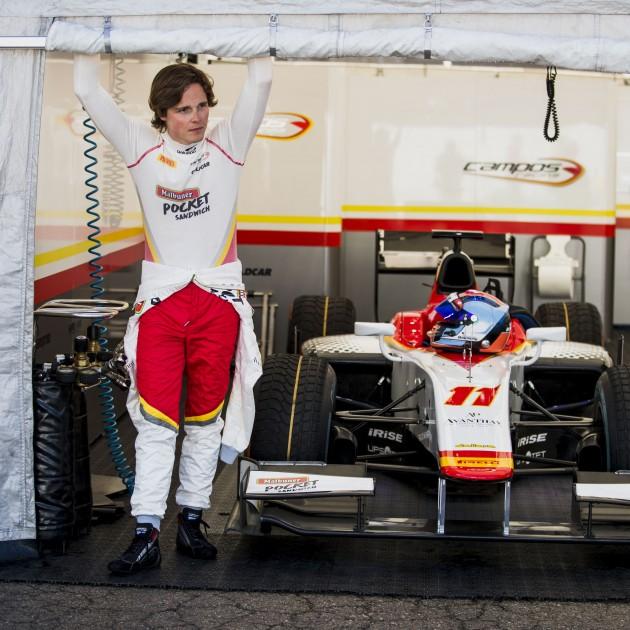FIA, Motorsport, F2, Formula 2, Race of Barcelona