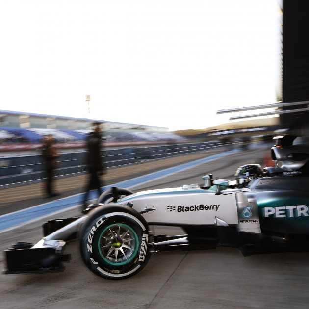 F1 2015 - Jerez Pre-Season Tests