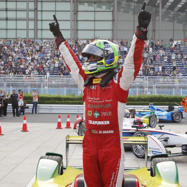 FE 2014 - Beijing ePrix
