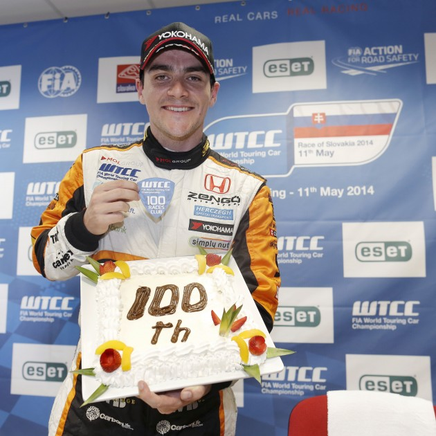 WTCC 2014 – Race of Slovakia