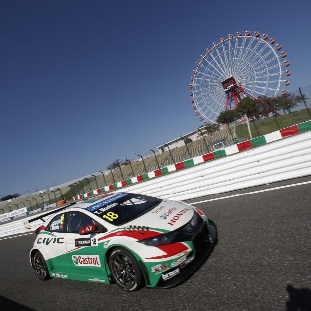 WTCC 2014 - Race of Japan