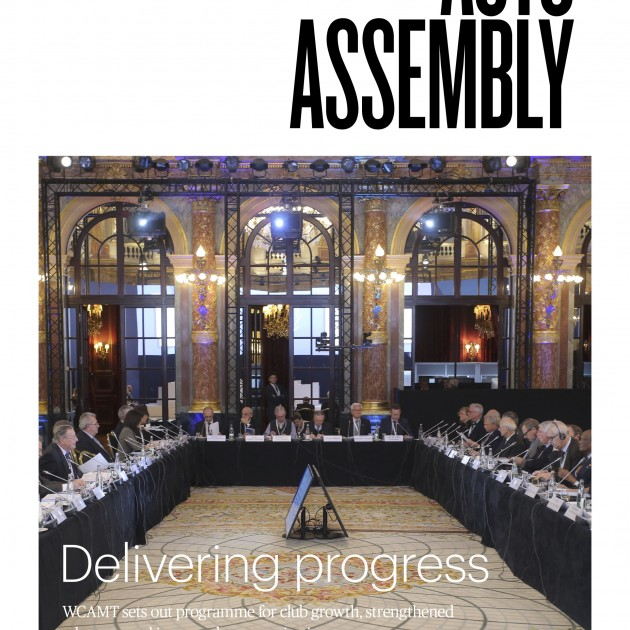 Auto+ Assembly 2015 Daily Newsletter #2