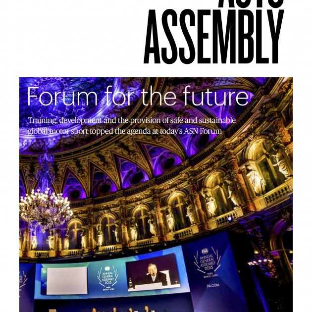 Auto+ Assembly 2015 Daily Newsletter #4