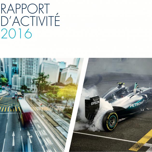 FIA, Rapport D'activité