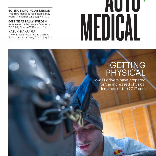 Auto, Medical, FIA, Motorsport
