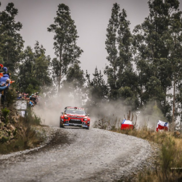 2019 Rally Chile - S. Ogier / J. Ingrassia