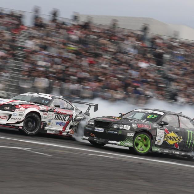 FIA, Drift, Motorsport