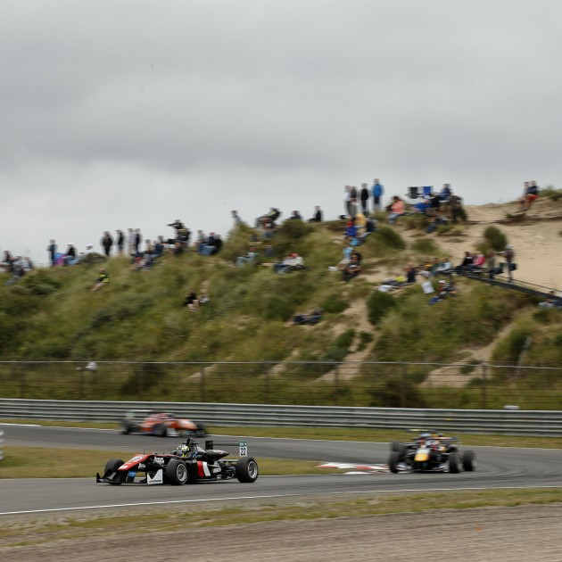 F3, Formula 3, Race of Zandvoort