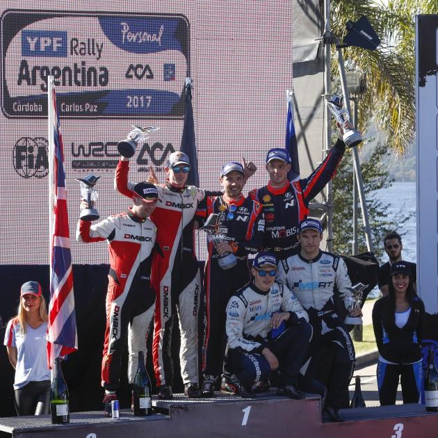 WRC, Rally Argentina, motorsport, FIA