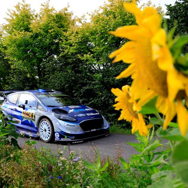 WRC, Rallye Deutschland, motorsport, FIA
