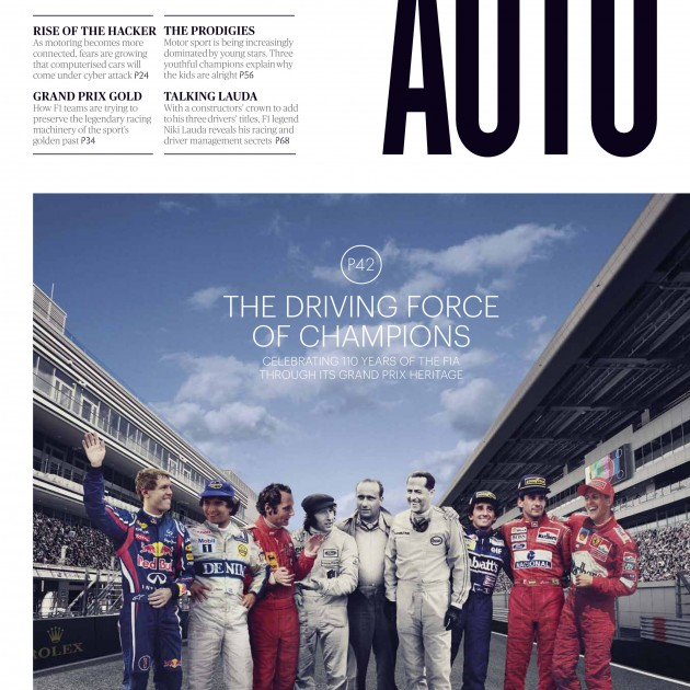 Auto Issue #9