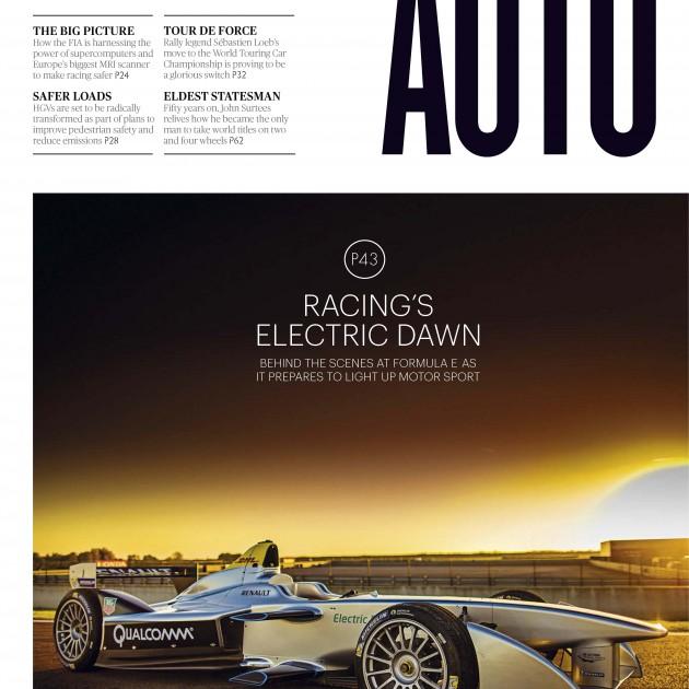 Auto News -  Issue #7